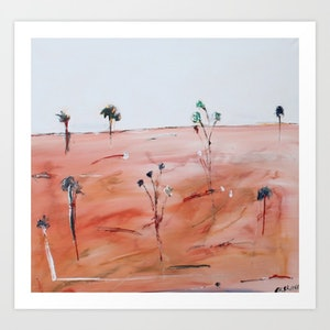 (CreativeWork) AUSTRALIAN OUTBACK 74 Ed. 1 of 100 by DEREK ERSKINE. print. Shop online at Bluethumb.
