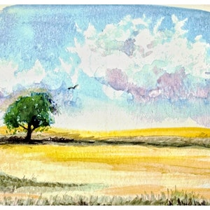 (CreativeWork) Far fields Ed. 1 of 25 by Isabelle Caille. print. Shop online at Bluethumb.