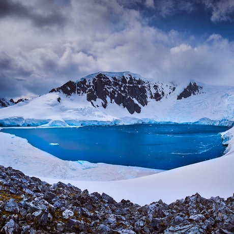 (CreativeWork) Orne Harbour Antarctica Ed. 1 of 20 by Peter Collie. Photograph. Shop online at Bluethumb.