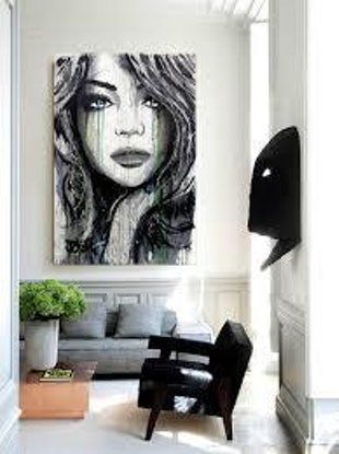 (CreativeWork) ANYBODY by loui jover. Acrylic Paint. Shop online at Bluethumb.