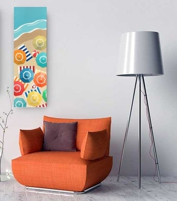 (CreativeWork) THAT PERFECT SPOT by Treena Seymour. Acrylic Paint. Shop online at Bluethumb.