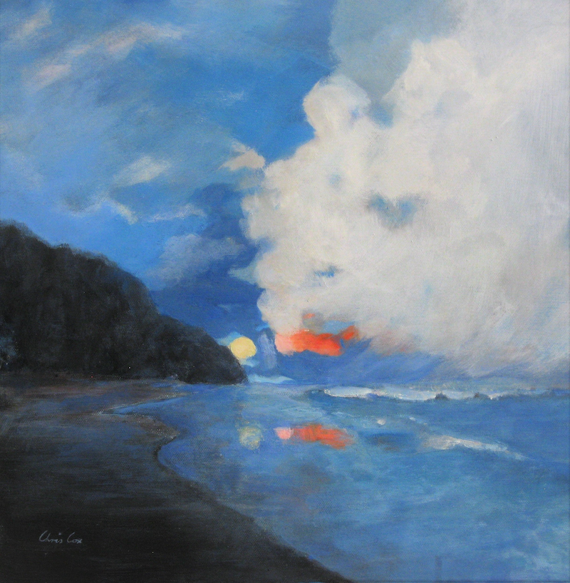 (CreativeWork) Morning Has Broken by Chris Cox. arcylic-painting. Shop online at Bluethumb.