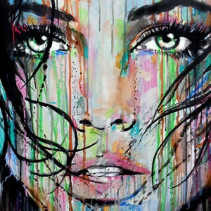 (CreativeWork) INSTANT by loui jover. mixed-media. Shop online at Bluethumb.