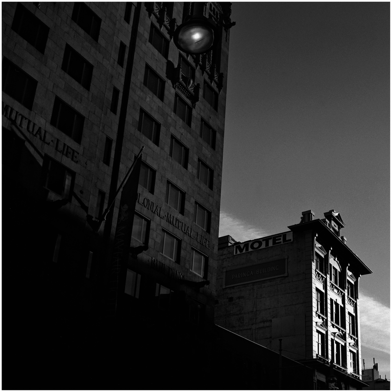 (CreativeWork) Dark Town by Alex Frayne. photograph. Shop online at Bluethumb.