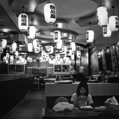 (CreativeWork) Chinatown (v) Ed. 1 of 5 by Alex Frayne. Photograph. Shop online at Bluethumb.