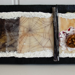 (CreativeWork) Experimental Panel2 by Deb Gartland. other-media. Shop online at Bluethumb.