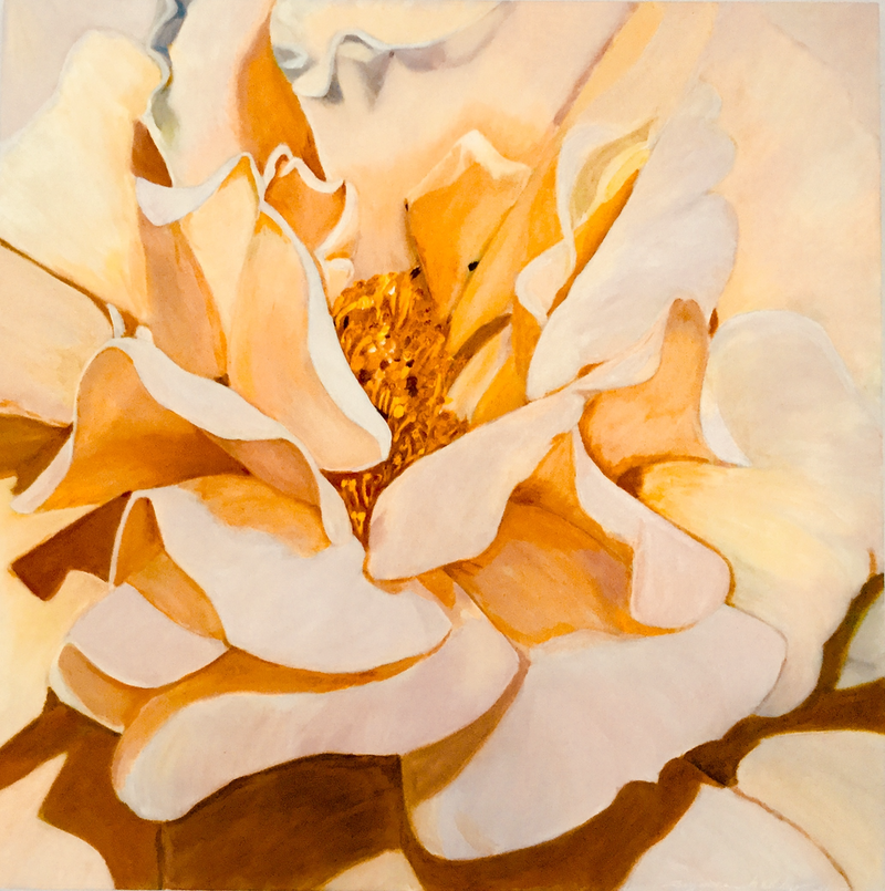 (CreativeWork) Brittany Beauty by Suzanne Hadley. acrylic-painting. Shop online at Bluethumb.