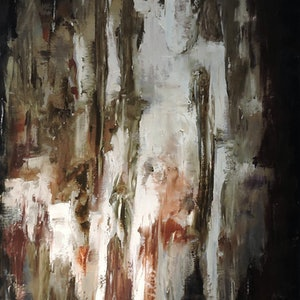 (CreativeWork) Apollo's Lament by adele dubarry. oil-painting. Shop online at Bluethumb.