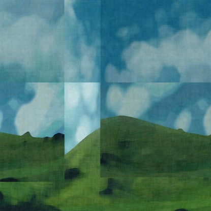 (CreativeWork) 'Mount McCahon' Limited edition Solvent Print on Archival Canvas Ed. 6 of 10 by George Hall. Reproduction Print. Shop online at Bluethumb.