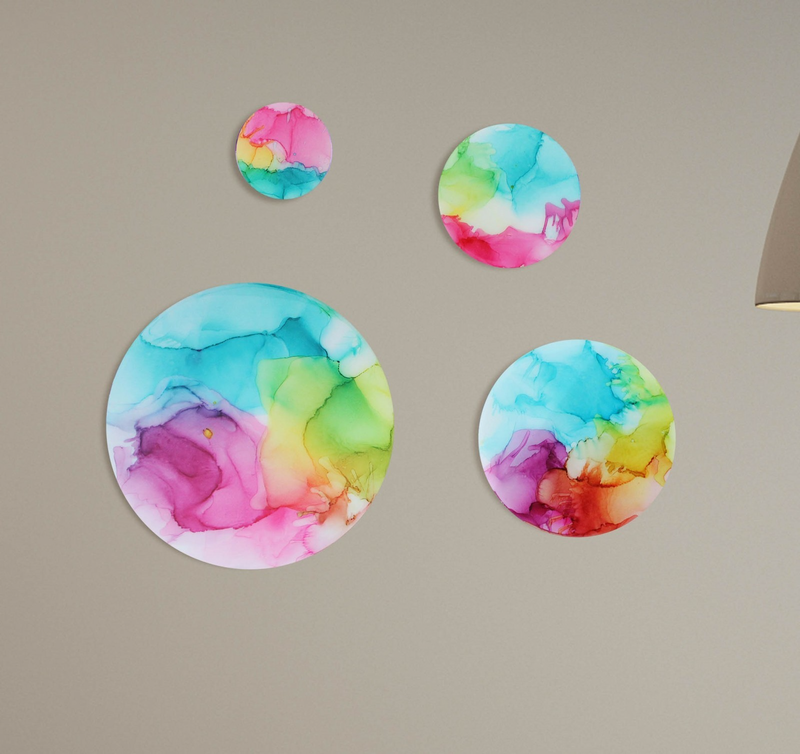 (CreativeWork) An Outburst of Joy by Larissa Lea. resin. Shop online at Bluethumb.