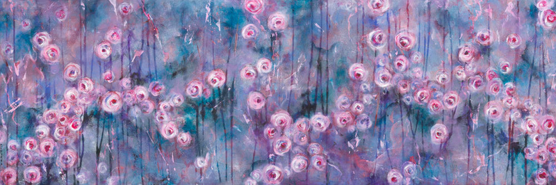 (CreativeWork) Seduction by Di Cox. arcylic-painting. Shop online at Bluethumb.