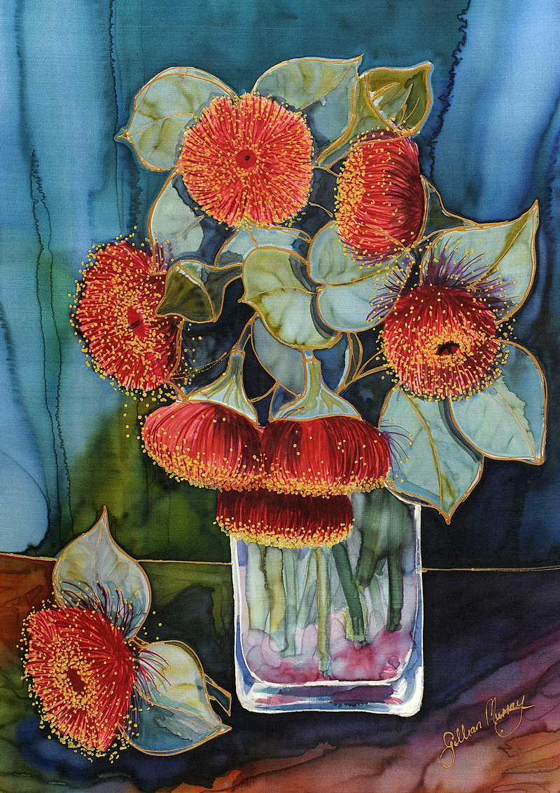 (CreativeWork) Rose of the West Ed. 1 of 50 by Gillian Radford. print. Shop online at Bluethumb.