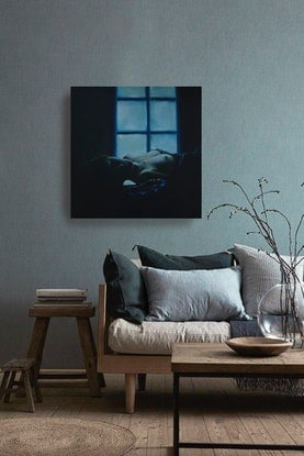 (CreativeWork) Winter Light by Katerina Apale. #<Filter:0x0000559a360de438>. Shop online at Bluethumb.