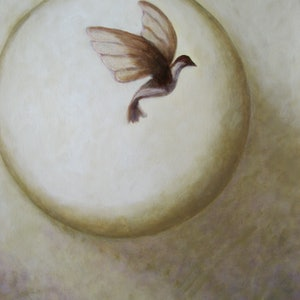 (CreativeWork) Peace by Maureen McManamny. arcylic-painting. Shop online at Bluethumb.