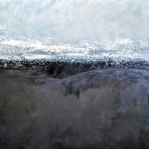 (CreativeWork) Tuscany waters by Josephine Ann Pitsiava. mixed-media. Shop online at Bluethumb.