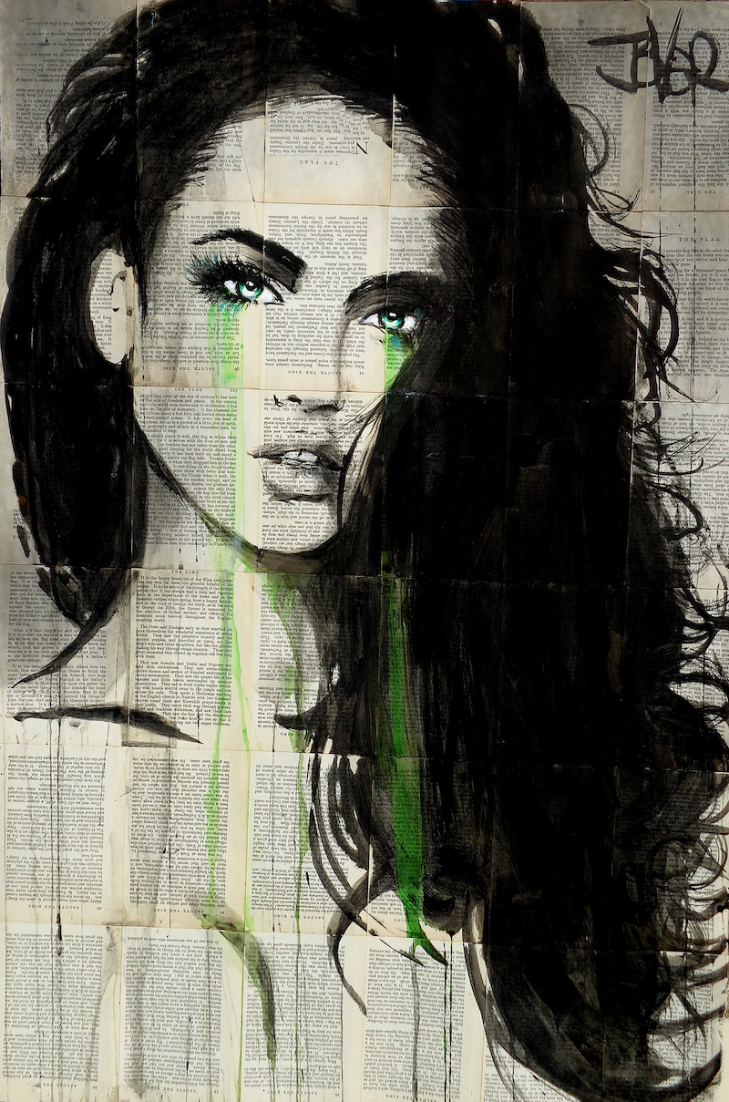 (CreativeWork) SAVOIR FAIRE by loui jover. other-media. Shop online at Bluethumb.