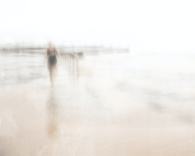 (CreativeWork) Afternoon Swim by Shirley Steel. photograph. Shop online at Bluethumb.