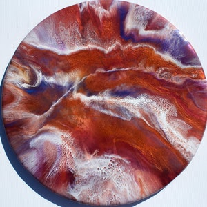 (CreativeWork) Transformation by Gayle Reichelt. resin. Shop online at Bluethumb.