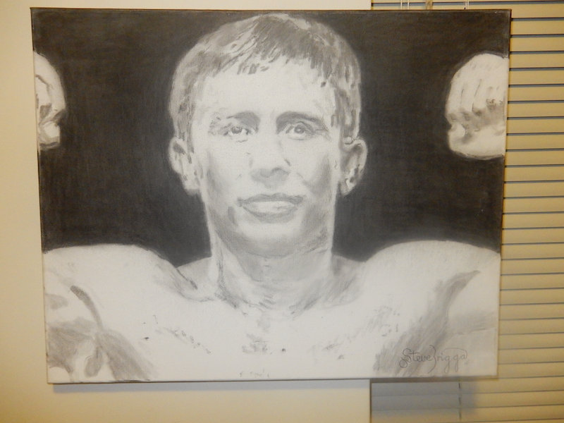 (CreativeWork) GGG by steve briggs. Drawings. Shop online at Bluethumb.
