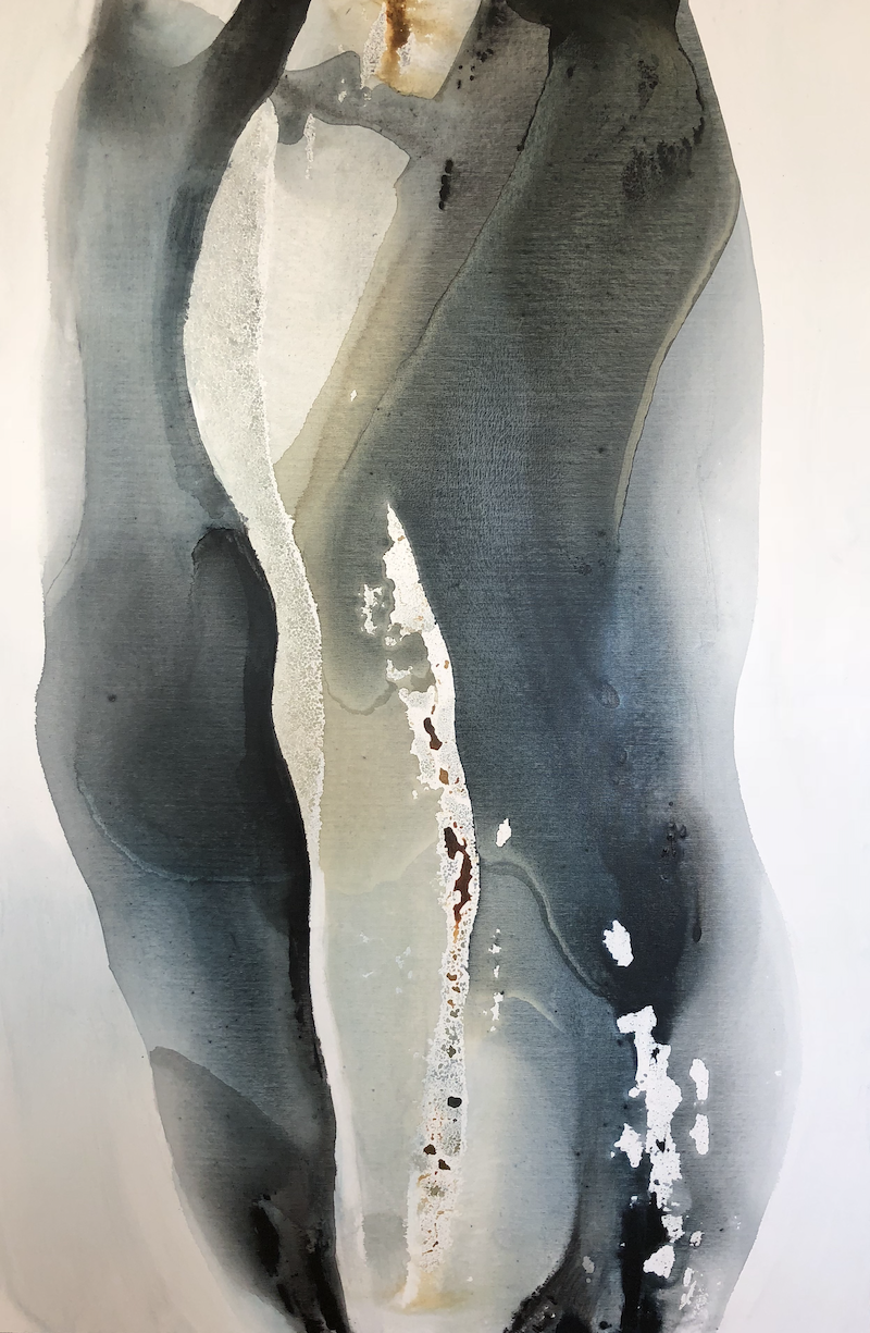 (CreativeWork) Bodies of Light by Dinah Wakefield. Acrylic Paint. Shop online at Bluethumb.