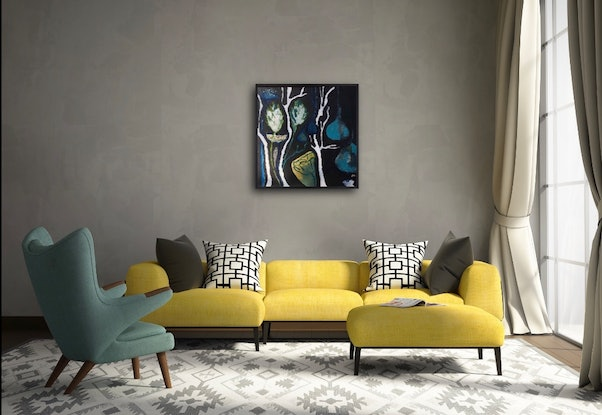 (CreativeWork) Even in the dark by Sharon Monagle. #<Filter:0x000055623a9e8878>. Shop online at Bluethumb.