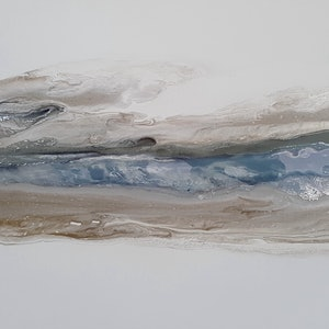 (CreativeWork) Windy Palmy 2 by Angela Ferreira. mixed-media. Shop online at Bluethumb.