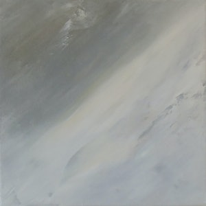 (CreativeWork) Diversity:2-lunar by adele dubarry. oil-painting. Shop online at Bluethumb.