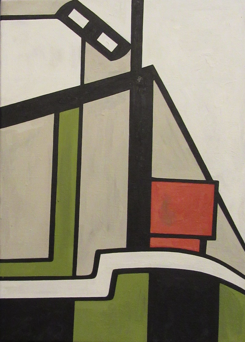 department store for lease by claudia claveria paintings for sale