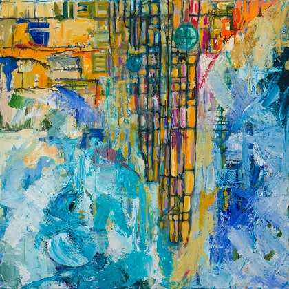 (CreativeWork) Sense of Place III Ed. 10 of 100 by Carmel Sayer. print. Shop online at Bluethumb.