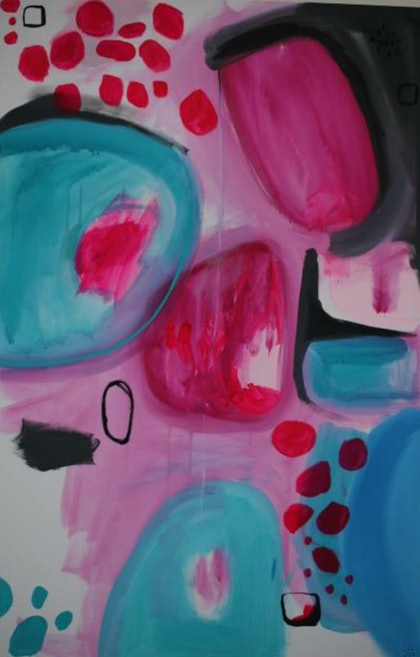 (CreativeWork) We share by Alyce Procter. arcylic-painting. Shop online at Bluethumb.