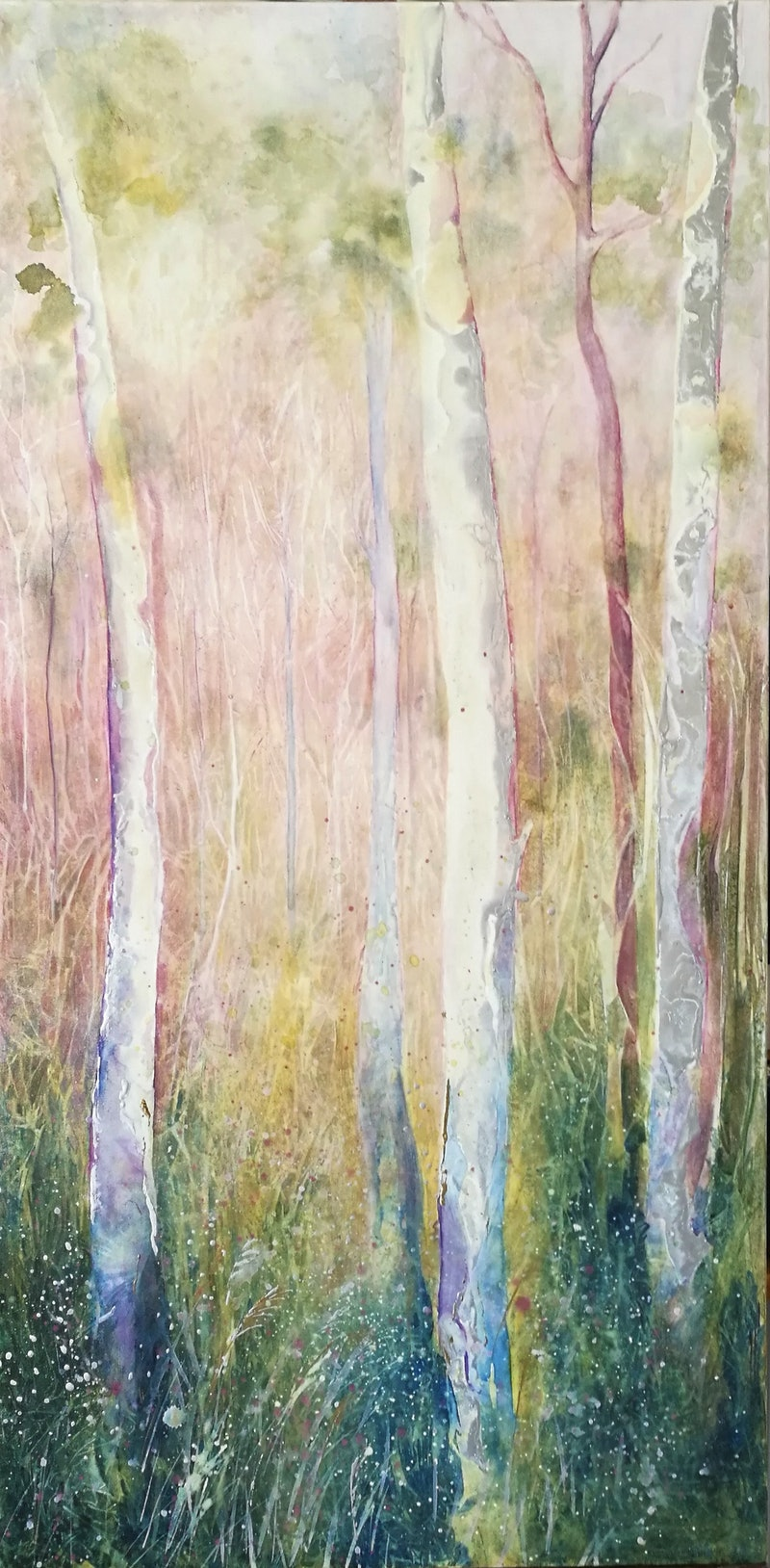 Greet the day by lucinda leveille paintings for sale bluethumb shop online at bluethumb creativework greet the day by lucinda leveille watercolour shop online at bluethumb m4hsunfo