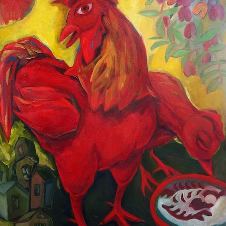Red Rooster of March