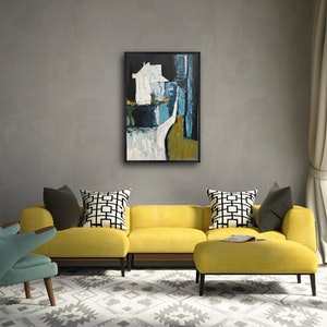 (CreativeWork) The long way home by Sharon Monagle. acrylic-painting. Shop online at Bluethumb.
