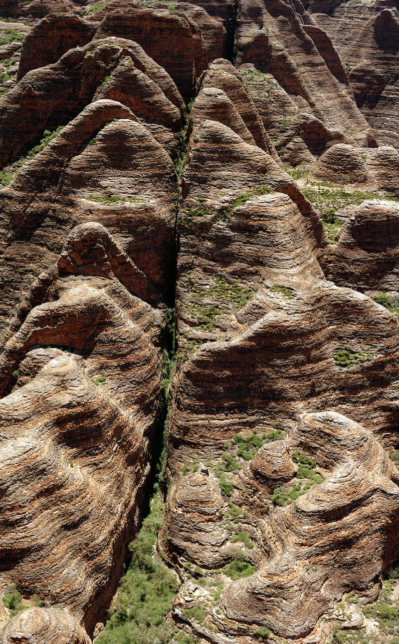 (CreativeWork) Bungle Bungle Pillars by Peter Radford. photograph. Shop online at Bluethumb.