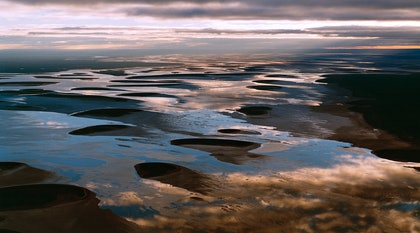 (CreativeWork) Lake Ballard 1 by Peter Radford. photograph. Shop online at Bluethumb.