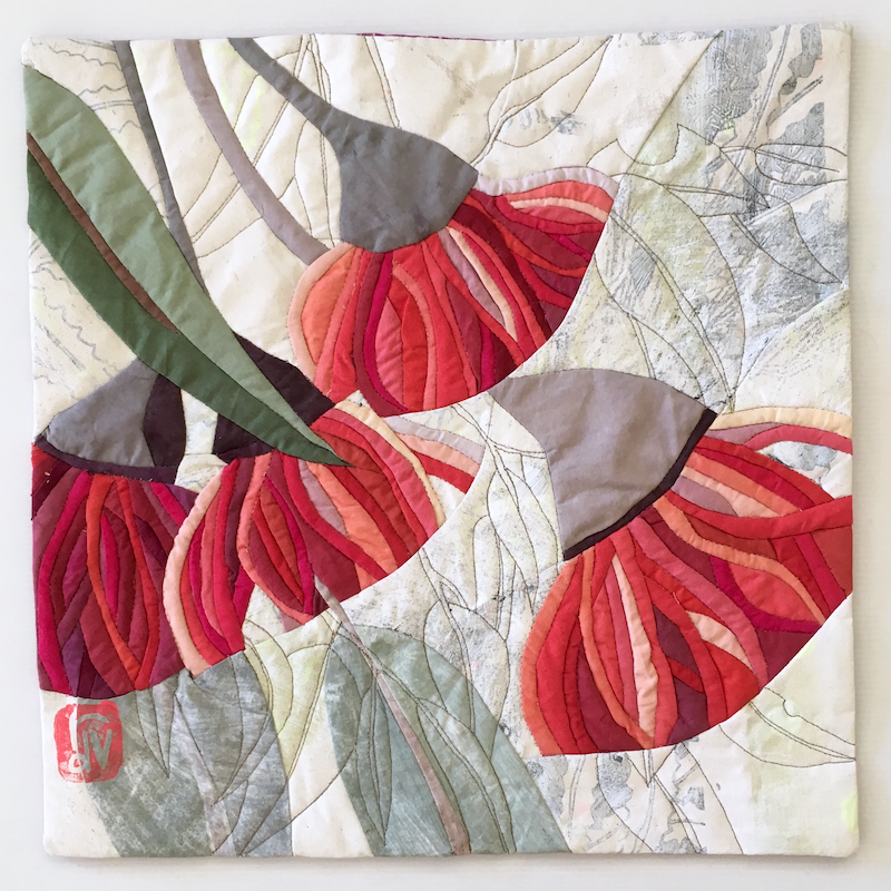 (CreativeWork) Eucalyptus Excerpt 27 by Ruth de Vos. other-media. Shop online at Bluethumb.