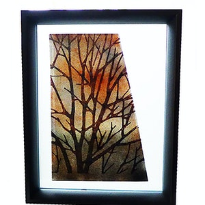 (CreativeWork) Autumn by Grace Turner. other-media. Shop online at Bluethumb.