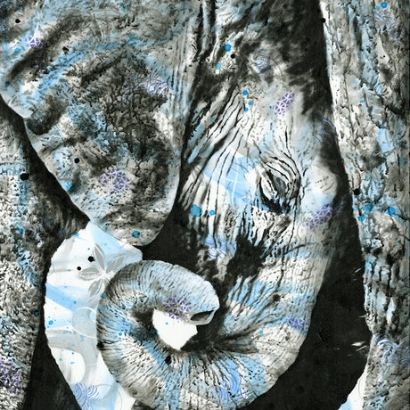 (CreativeWork) Protect Me Ed. 3 of 100 by Michelle Gilks. Print. Shop online at Bluethumb.