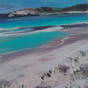 (CreativeWork) Esperance 2 by Carmen McFaull. arcylic-painting. Shop online at Bluethumb.