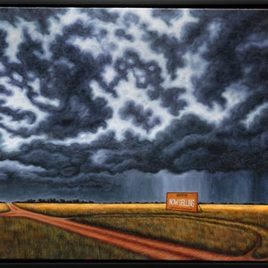 (CreativeWork) Now selling by Karen Standke. oil-painting. Shop online at Bluethumb.