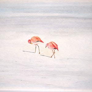 (CreativeWork) Keep going by Tulika Das. watercolour. Shop online at Bluethumb.