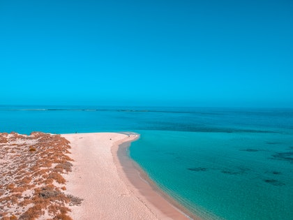 (CreativeWork) Turquoise Bay by Stephanie Tuckfield. photograph. Shop online at Bluethumb.