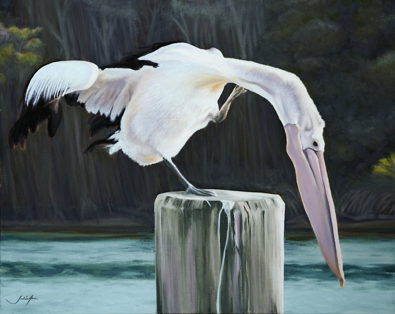 (CreativeWork) Coming in to Land Ed. 1 of 100 by Julie-Ann Brown. print. Shop online at Bluethumb.