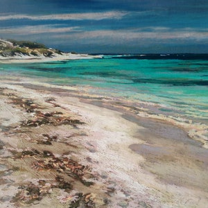 (CreativeWork) Rottnest Bliss by Carmen McFaull. other-media. Shop online at Bluethumb.