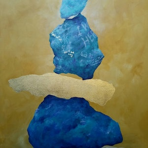 (CreativeWork) The Right Path by Donna Gordge. #<Filter:0x000056096d3938f8>. Shop online at Bluethumb.