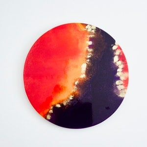 (CreativeWork) HORIZON by ELLE MEEGAN. resin. Shop online at Bluethumb.