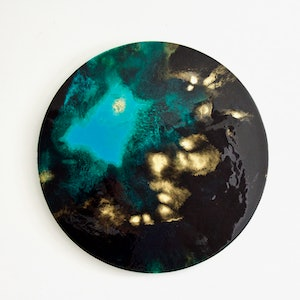 (CreativeWork) GAIA by ELLE MEEGAN. resin. Shop online at Bluethumb.