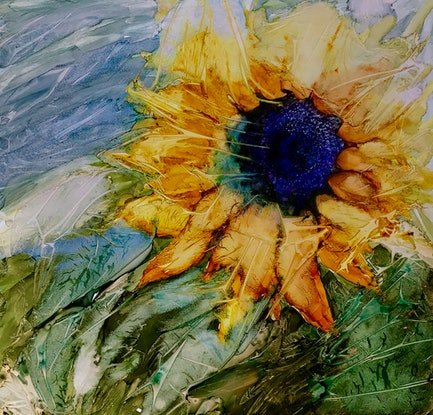 (CreativeWork) Come follow the Sun by Meg Lewer. Other Media. Shop online at Bluethumb.