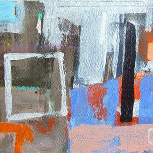 (CreativeWork) Post to Post by Robert Andrews. arcylic-painting. Shop online at Bluethumb.