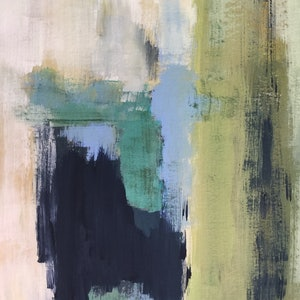 (CreativeWork) Abstract August 2018 by Patricia Galloway. arcylic-painting. Shop online at Bluethumb.